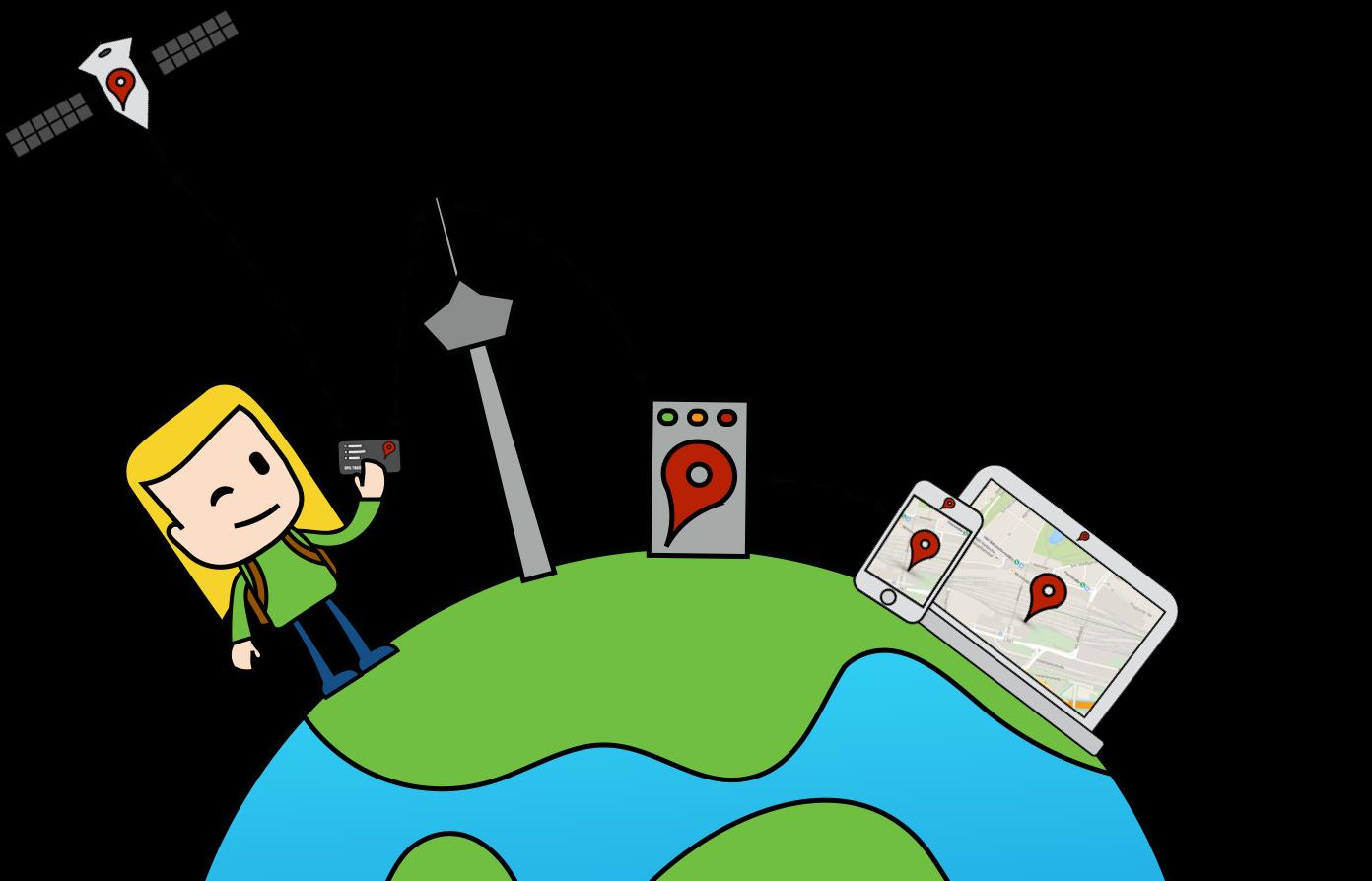 Wie genau ist die GPS Ortung?